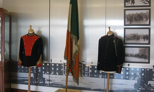 Main Entrance to Collins Barracks Museum
