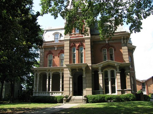 The Woodruff-Fontaine House.