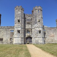 Approach to Titchfield Abbey