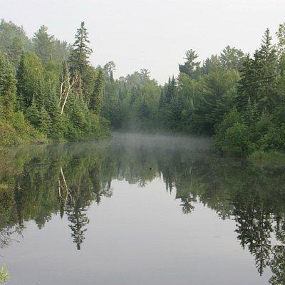 Ash River Visitor Center - Voyageurs National Park