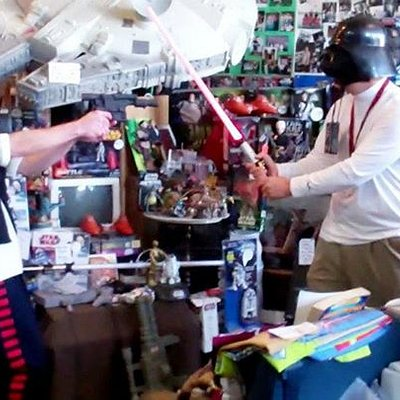 Sucher and Sons Star Wars Shop: extremely large collection of Star Wars items from legos to cost