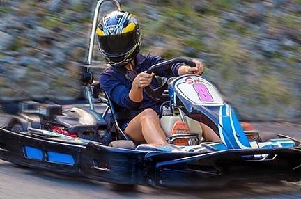 super fast karts