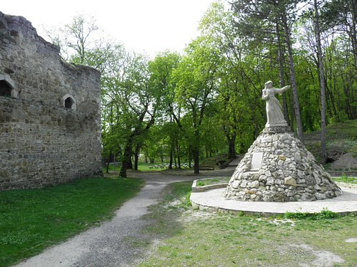 Monument of Sofia Kshanovska