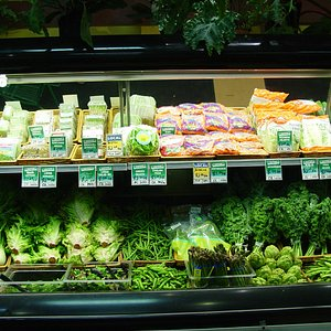 Our produce case
