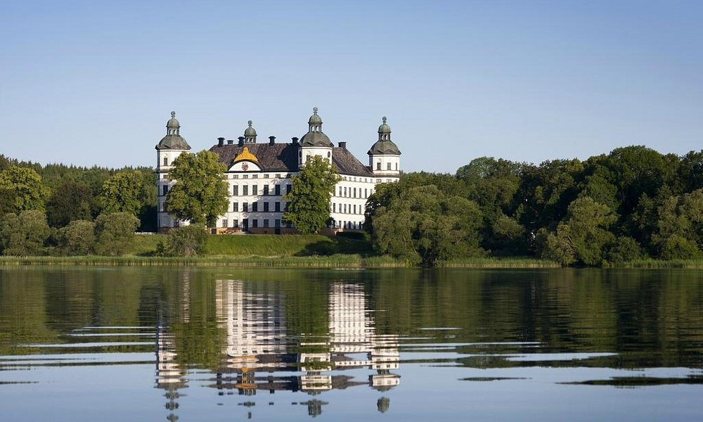 Skoklosters Castle in the summer