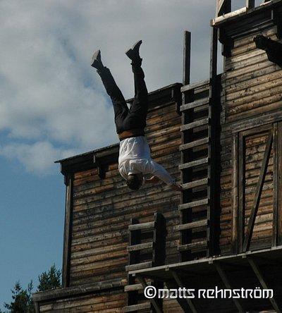 Stunt trick