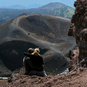 I crateri laterali