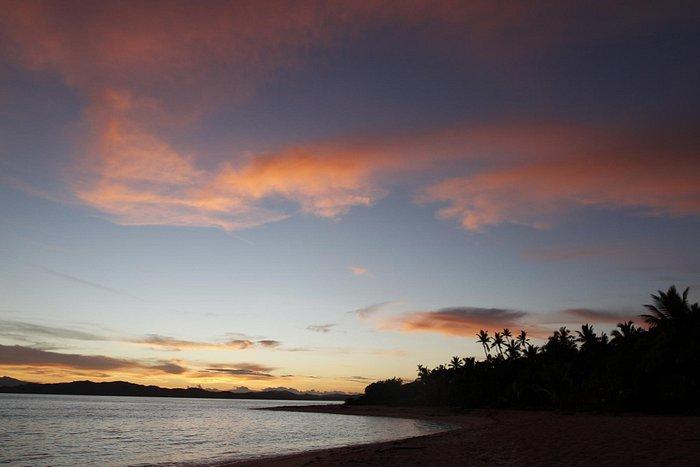 Sunrise on Tavarua