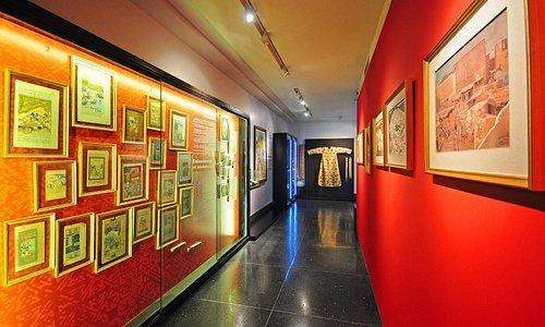 Miniatures persannes et lithographies de Majorelle
