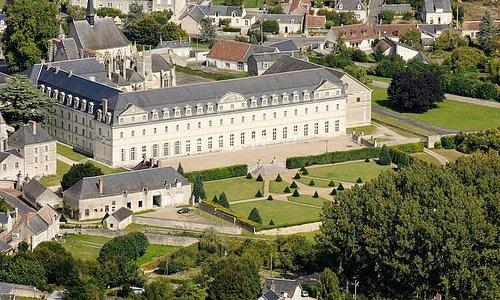 L'abbaye de Pontlevoy