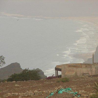 Vue du Monte Verde
