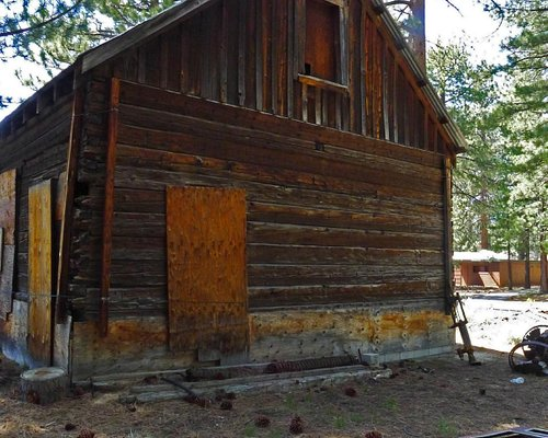 Oldest structure in Lake Tahoe area