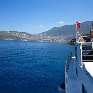Eylül Boat & view