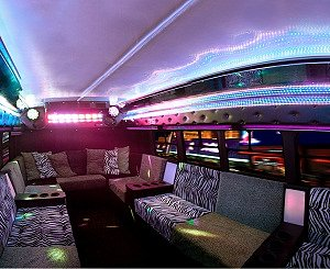 Our limo busses are an awesome way to see the iconic sights of Seattle and legally sample our St