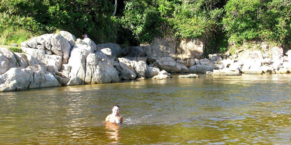 Banho no Rio da Madre