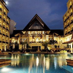 Hotel Night shot