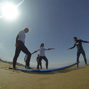 surf school Sintra