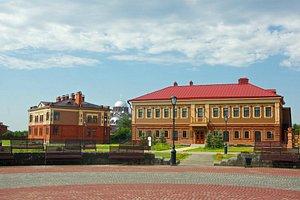 Sviyazhsk: merchant Kamenev mansion