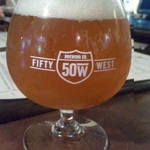 Fifty West Brewery!