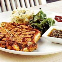 """""""The King of Steak"""" US Porterhouse 500gr"""