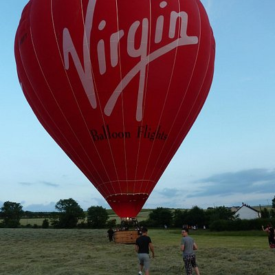 Virgin Balloon Flight - Newtown St Boswells