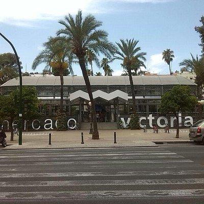 entrada Mercado Victoria