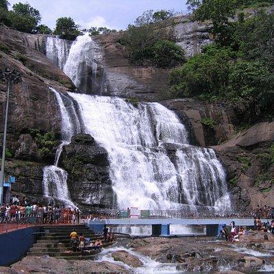 Main Falls in July 2013