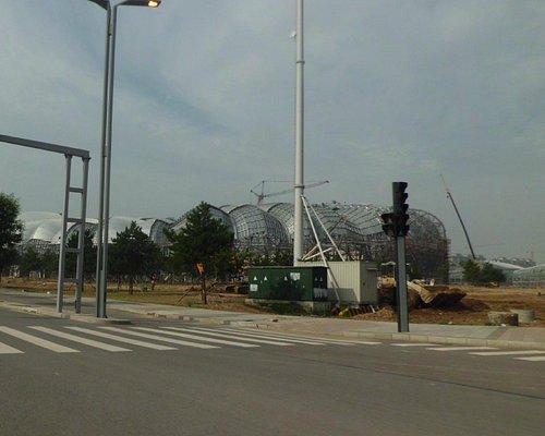 Datong Stadium WIP