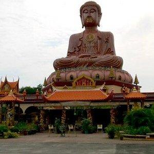 Sitting Buddha