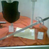 Segun indicaciones espada original del MIo Cid
