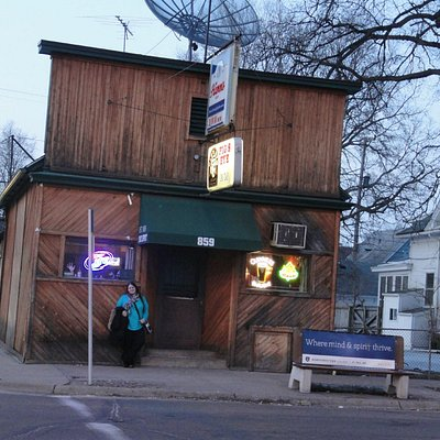 The first bar in Minnesota! :D