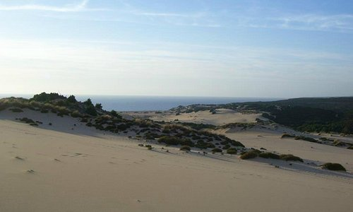 Desert of Sardinia (Arbus-Costa Verde)