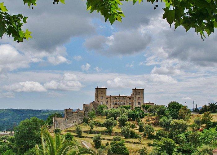 Château de Tourrettes