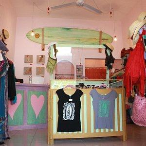 La plus belle boutique de Punta de Mita