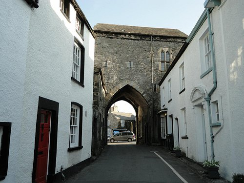 Gatehouse at Cartmel (National Trust)