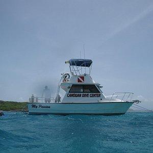 Canouan Dive Center, My Passion
