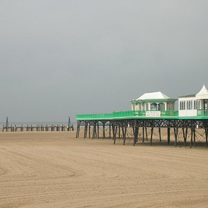 View of the pier on a Sunny Day!