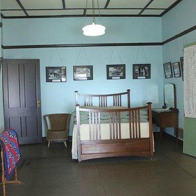 The Duke of Edinburgh's bedroom. The Residency