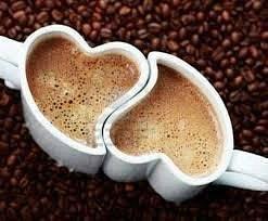 due cuori un caffè