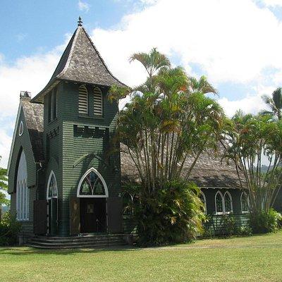 Wai'oli Church Building