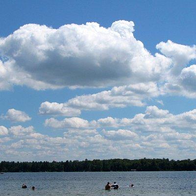 Blasam lake state park
