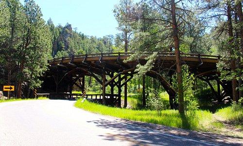 Pigtail Bridge