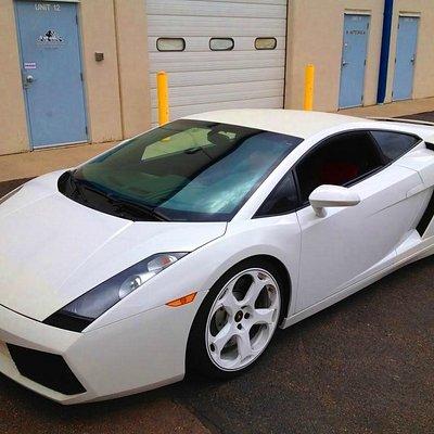 Lamborghini Rental Denver