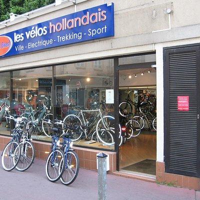 Holland Bikes Nice - Store