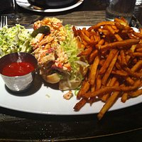 Lobster roll - YUM