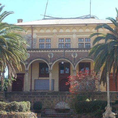 teatro asmara