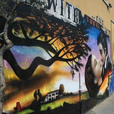 murales esterno