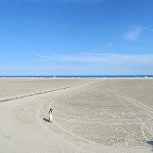 Five mile beach