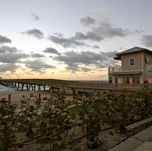 Sunrise at the Pier