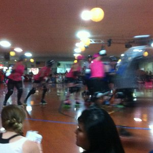Roller derby has found its way to the suburbs